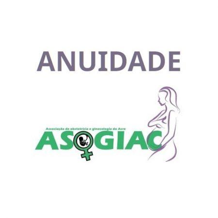 Anuidade ASOGIAC